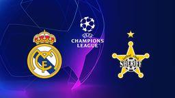 Real Madrid / Sheriff Tiraspol