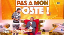 Jean-Michel Maire va-t-il quitter TPMP ?