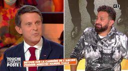 Manuel Valls répond à toutes les questions dans TPMP !