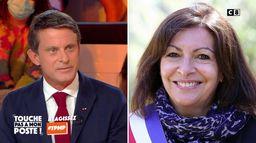 Manuel Valls donne son avis sur la candidature d'Anne Hidalgo à la présidentielle