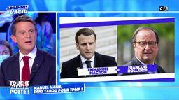 Manuel Valls, sans tabou pour TPMP !