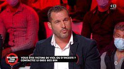 Le témoignage poignant de Sébastien Boueilh, ancien rugbyman victime d'inceste