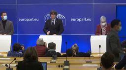 Arrestation de l'eurodéputé Carlos Puigdemont