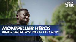 Junior Sambia raconte les 5 jours où il a été plongé dans le coma