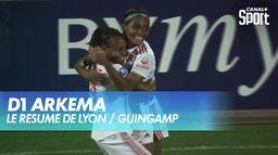 Les buts et le débrief de Lyon / Guingamp