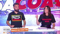 Sandrine sa coach : objectif 2022 pour Cyril Hanouna !