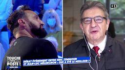Jean-Luc Mélenchon revient sur son débat avec Eric Zemmour sur BFM TV