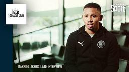 Gabriel Jesus s'est confié au Late FC