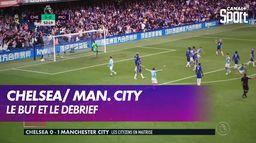 Manchester City s'impose à Chelsea (0-1) - Premier League (J6)