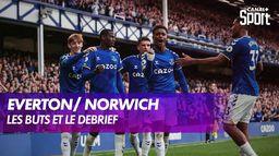 Les buts et le debrief d'Everton / Norwich