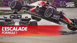 Hamilton / Verstappen : L'escalade