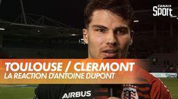 La réaction d'Antoine Dupont