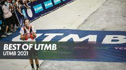 Best-of UTMB 2021