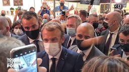 Nouvelle agression d'Emmanuel Macron : le président est-il en danger ?
