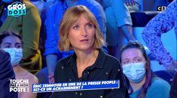 """Maëlle Brun, journaliste à """"Public"""", revient sur les Unes polémiques d'Eric Zemmour"""