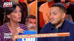 """Géraldine Maillet à Taha Bouhafs : """"Vous êtes aussi dangereux qu'Eric Zemmour"""""""