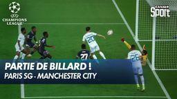 Miracle pour le PSG ! La double barre de Man. City !