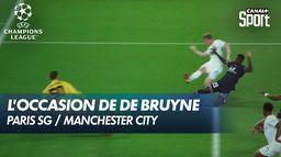 L'occasion de De Bruyne