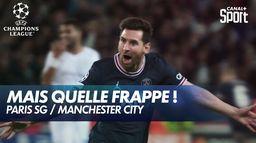 Le but incroyable de Lionel Messi pour le 2-0 !
