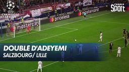 Second penalty pour Adeyemi