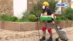 Principe de précaution - Groland - CANAL+