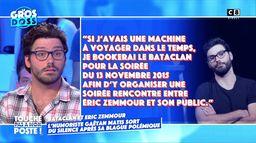 L'humoriste Gaëtan Matis fait polémique après une blague sur les attentats du Bataclan