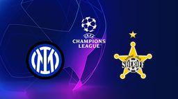 Inter Milan / Sheriff Tiraspol