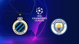 Club Bruges / Manchester City