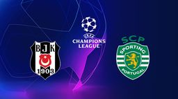 Besiktas / Sporting Club Portugal