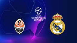 Chakhtior Donetsk / Real Madrid