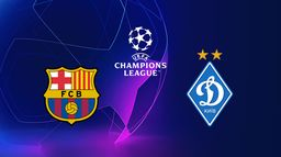 FC Barcelone / Dynamo Kiev