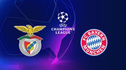 Benfica Lisbonne / Bayern Munich