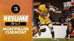 Le résumé de Montpellier / Clermont