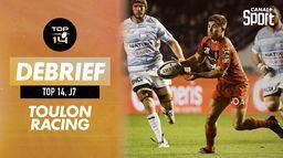 Le débrief de Toulon / Racing 92