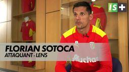 Florian Sotoca, l'homme à tout faire de Lens