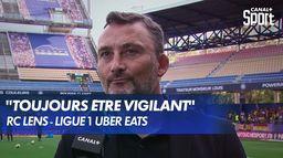 F. Haise avant Montpellier / Lens  - Ligue 1 Uber Eats