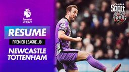 Le résumé de Newcastle / Tottenham