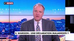 L'édito de Jérôme Béglé : «Emmanuelle Wargon, une phrase maladroite ?»