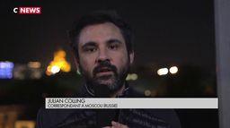 Julian Colling fait le point sur la flambée de l'épidémie de Covid en Russie