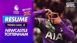Le résumé de Newcastle / Tottenham en VO