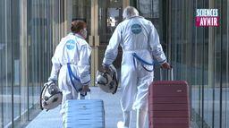 Touristes de l'espace - Groland - CANAL+