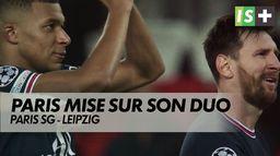Paris mise sur le duo Mbappe-Messi