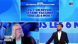Didier Raoult donne son point de vue sur les vaccins contre le Covid