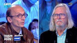 Fabrice Di Vizio face à Didier Raoult dans TPMP !
