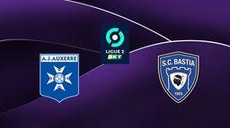Auxerre / SC Bastia