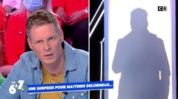L'énorme surprise pour Matthieu Delormeau dans TPMP !