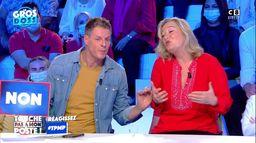 """Matthieu Delormeau face à Ludovine de La Rochère, présidente de """"La Manif pour tous"""" dans TPMP !"""