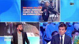 """""""Je suis dans la présidentielle"""" : les confidences d'Eric Zemmour face à des journalistes"""