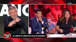 Le gros clash dans Balance Ton Post entre Eric Naulleau et Raquel Garrido