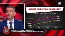Hausse du prix du carburant : le gouvernement a-t-il trahi les français ?